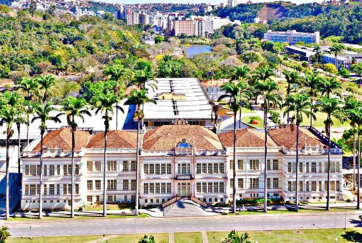 UFV classificada entre as 20 melhores instituições de ensino da América Latina